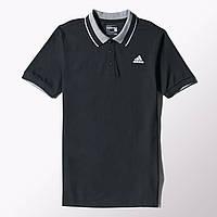 Мужская футболка Adidas Essentials Polo (Артикул: S12329)