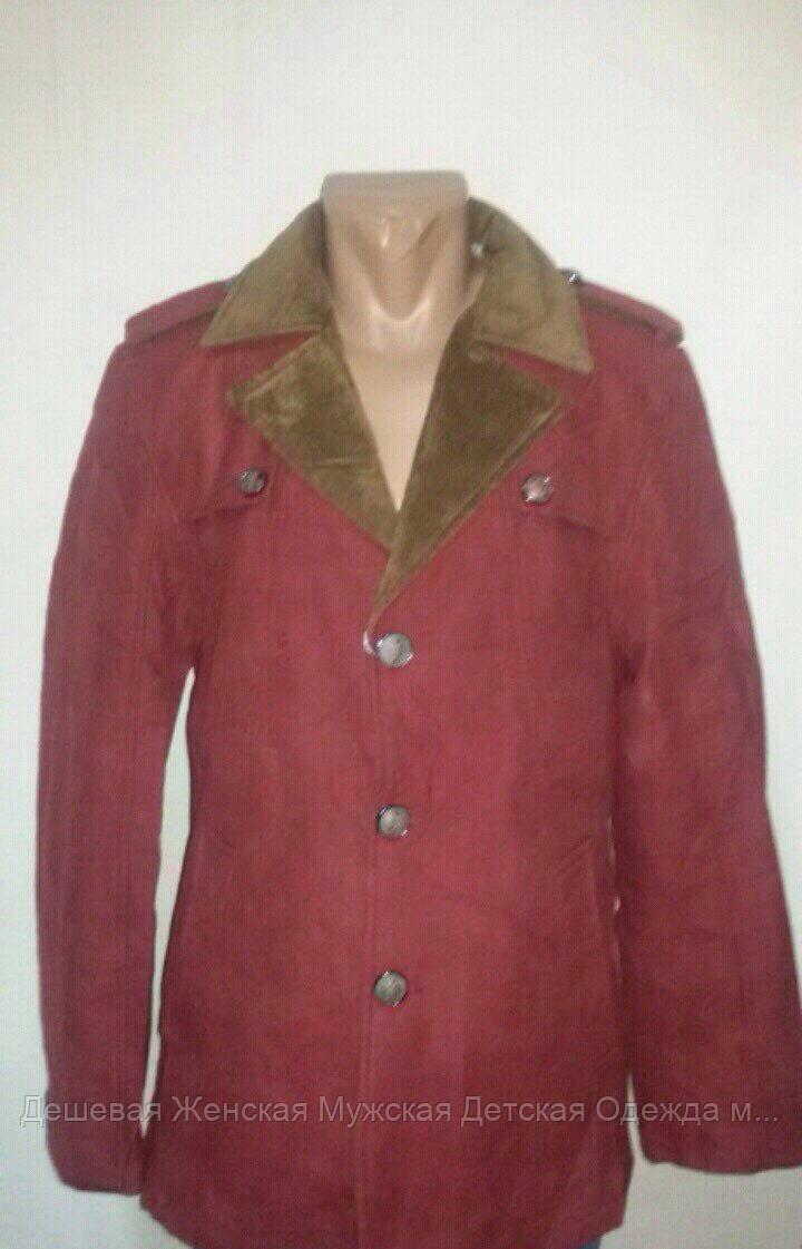 Пальто мужское оптом