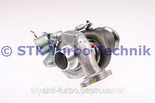 Турбина Peugeot Partner / Citroen Berlingo / Ford Focus / 1.6 HDI