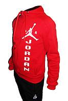 Спортивный костюм JORDAN красный
