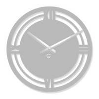 Часы На Стену (35х35см) Classic Белые [Акрил, Открытые]