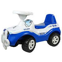 Детская машинка-каталка Джипик 105 Орион, синий
