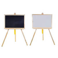 Доска для рисования М326040, магнитная, 60х40 см, 2-х сторонняя