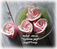 "Набор мыла ""Бутоны роз"""