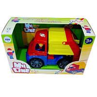 Детский Автомобиль М4 мусоровоз 300 Орион