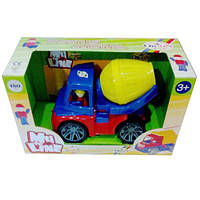 Детский Автомобиль М4 бетономешалка 294 Орион