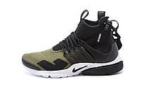 "Кроссовки Nike x Acronym Air Presto Mid ""Olive"""