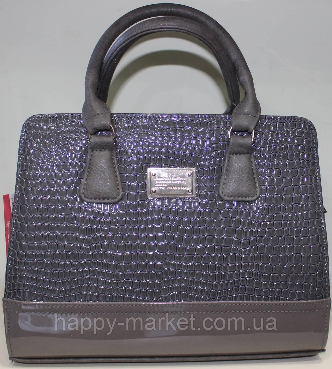 Сумка женская стильная классическая каркасная Fashion 553001-23