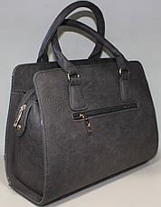 Сумка женская стильная классическая каркасная Fashion 553001-23, фото 2