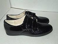 Лаковые туфли для девочки Tom. m, р. 37(24см)