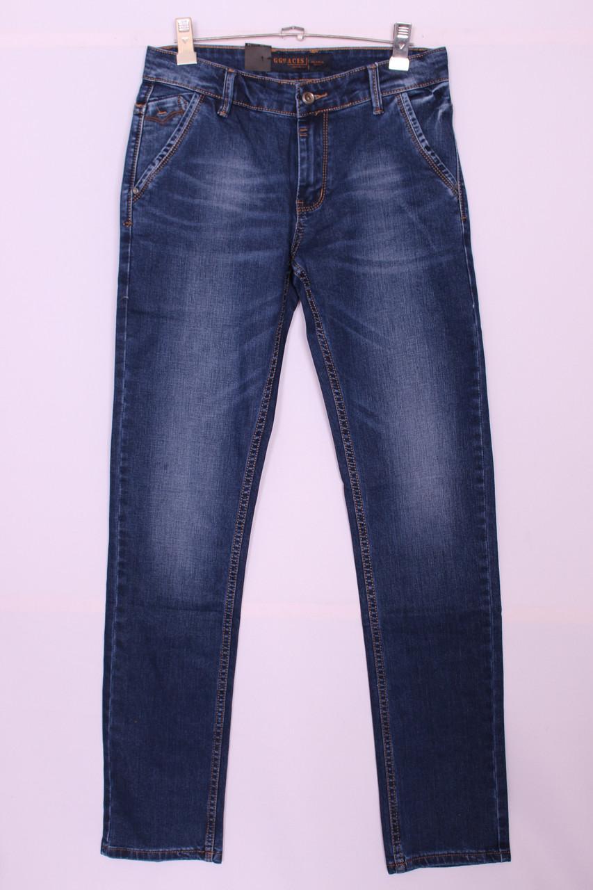 Модные мужские джинсы Ggraces (код GS3135X)