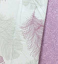 """Комплект постельного белья сатин люкс """"Tiare"""", евро, фото 2"""