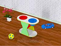 Столик для песка и воды (750*400*570h)