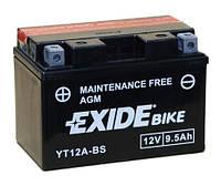 Аккумулятор Exide YT12A-BS