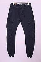 Мужские джинсы-карго с накладными карманами Iteno (код 1870)размер 30-38