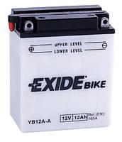 Аккумулятор Exide YB12A-A