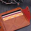 Чоловічий гаманець 100$ Black, фото 3