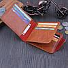 Чоловічий гаманець 100$ Black, фото 7