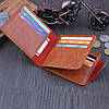 Мужской кошелек 100$ Black, фото 7