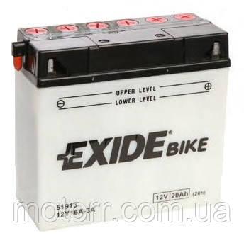 Аккумулятор Exide 12Y16A-3A