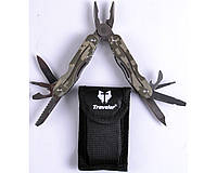 Многофункциональный нож (мультитул) Traveler MТ-830-1 (камуфляж)
