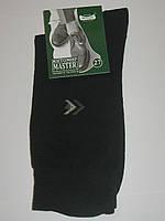Мужские носки MASTER - 8.50 грн./пара (черные, 25-й размер)