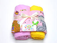 Подарочный набор (пеленки, уголок)