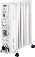 Обогреватель масляный радиатор LIBERTON LOH-55-11TF тепловентилятор, таймер