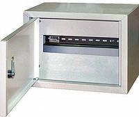 Шкаф e.mbox.stand.n.06.z под 6 мод., навесной с замком s0100019 e.next