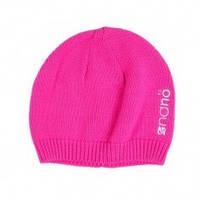 Демисезонная шапка для девочки NANO 200 TUT F16 Ultra Pink. Размер 5/6Х и 7/12.