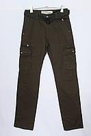 Мужские джинсы карго прямые Iteno (код 9079-4)