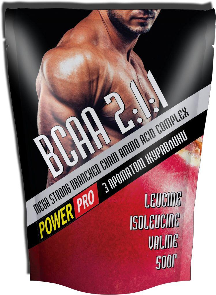 Power Pro BCAA 500g