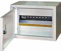 Шкаф e.mbox.stand.n.12.z под 12 мод., навесной с замком s0100020 e.next