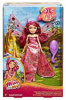 "Кукла Мия из м/ф ""Мия и Я"" Магическое платье 2 в 1 ( Mia and Me Mia Doll Magic Dress 2 in 1 Mattel CMM63 )"