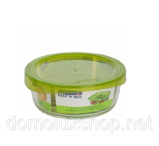 Luminarc Keep'n'box Емкость термостойкая круглая 920 мл  (G4266)