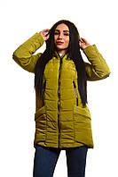 Женская куртка К-015 Яблоко