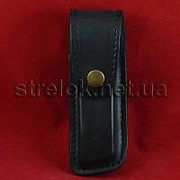 Подсумок кожаный Медан для магазина ПМ