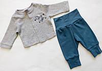 Комплект кофта и штаны для мальчика рост 50 56 набор