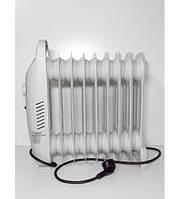 Масляный радиатор A-Plus 1986: 1000 Вт, регулятор температуры, защита от замерзания и перегрева
