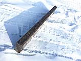 Коричневый бордюр из гранита, фото 3