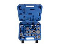 Набор инструмента для обслуживания тормозных суппортов (пневматический) King Tony 9BC25