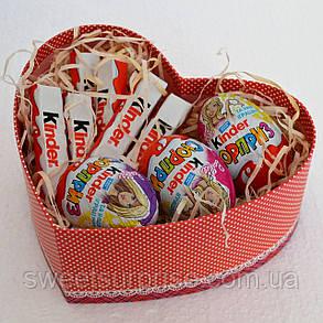 Смачний подарунок на День закоханих з зайчиком, фото 2