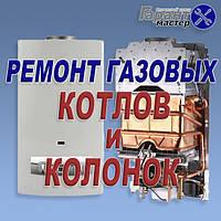 Ремонт газових котлів, колонок на дому в Кам'янському (Дніпродзержинську)