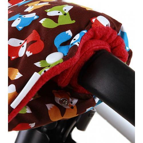 Фото муфты на детскую коляску