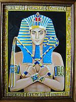 """Картина маслом, портрет """"Фараон"""""""