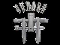 Набор универсальный для ступичных гаек  King Tony 9HBN01