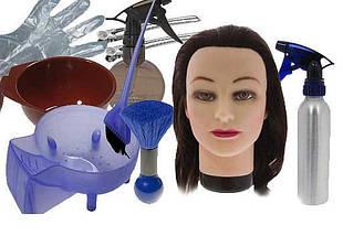 Товары и для парикмахера.
