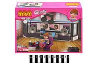 Конструктор GIRLS 195 дет. 4526