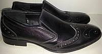 Туфли мужск натур кожа р40 MASIS 56