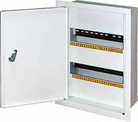 Шкаф распределительный e.mbox.stand.w.24.z под 24 мод.встраиваемый с замком s0100024 e.next